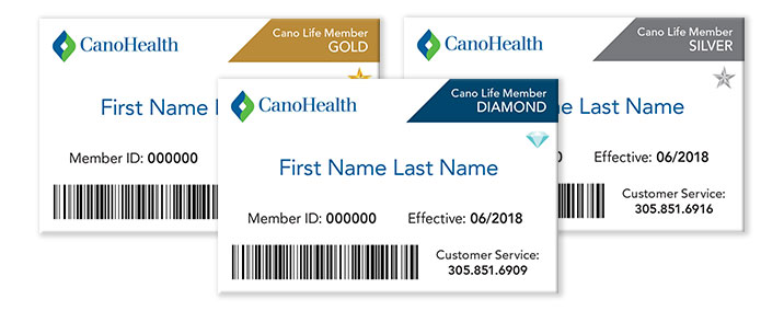 CanoLife Loyalty Cards