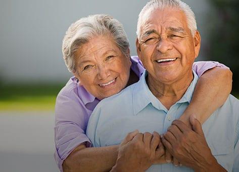 Cano Health - Couple Hug