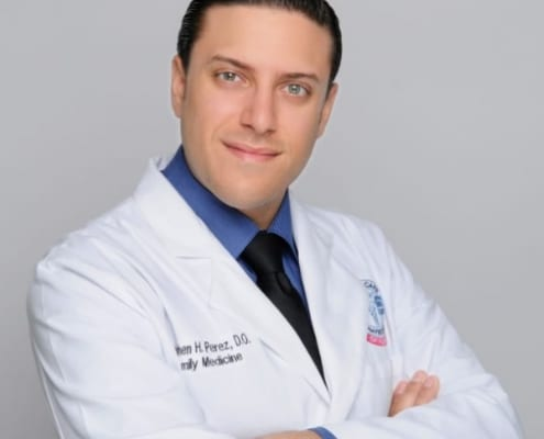Stephen Perez, DO