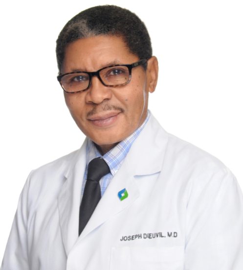 Joseph Dieuvil, MD