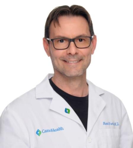 Mario Fuentes, MD