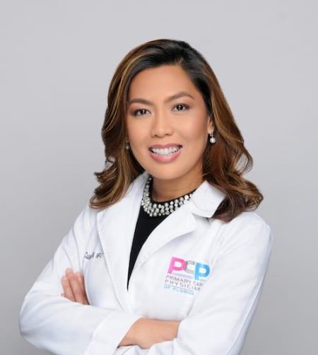 Rhea Cualing, ARNP