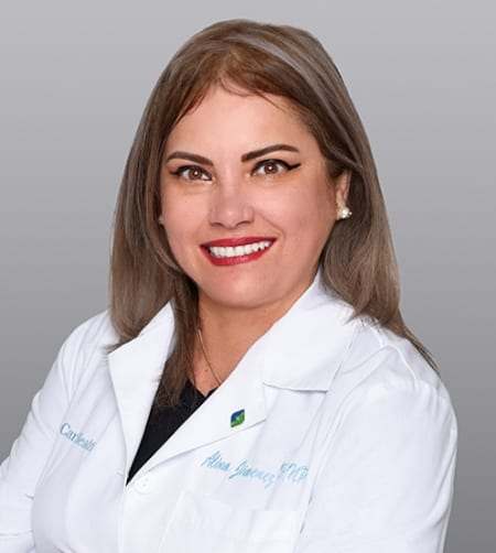 Alina Jimenez, ARNP