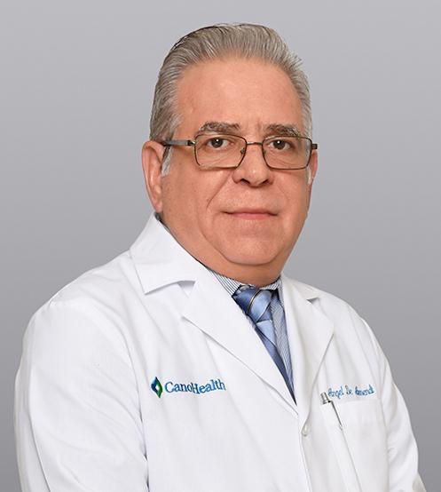 Angel De Armendi, MD