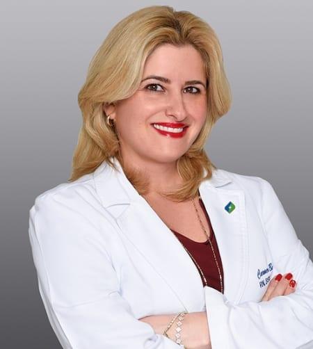 Carmen Bustamante, ARNP