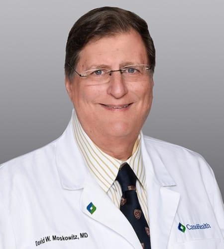 David W Moskowitz, MD