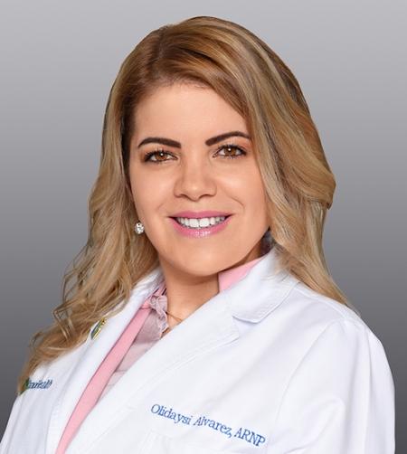 Olidaysi Alvarez Diaz, ARNP
