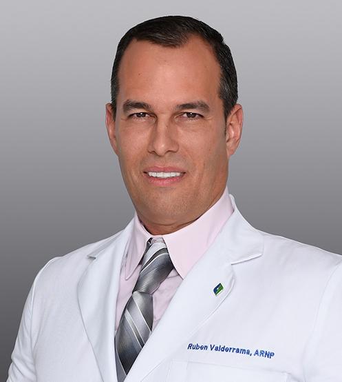 Ruben Valderrama, ARNP