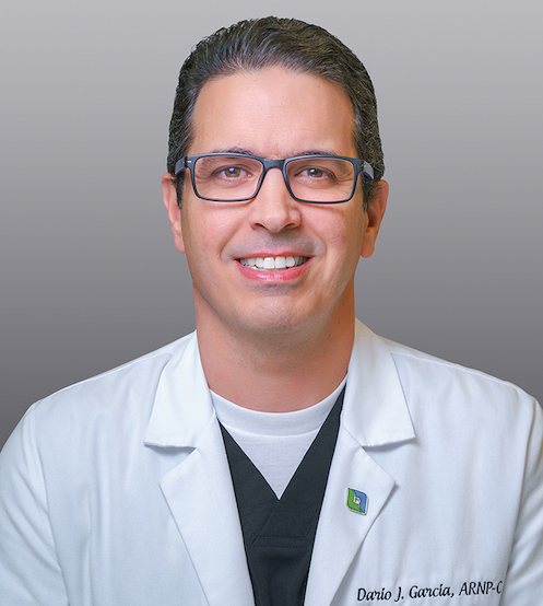 Dario Garcia, ARNP
