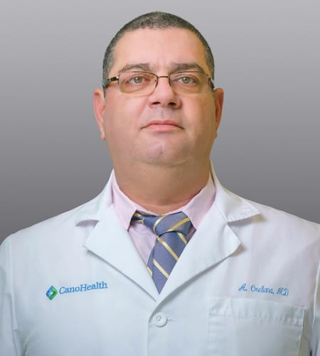 Arnaldo Orellana Molina, MD