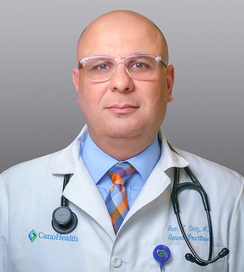 Juan Ortiz, MD