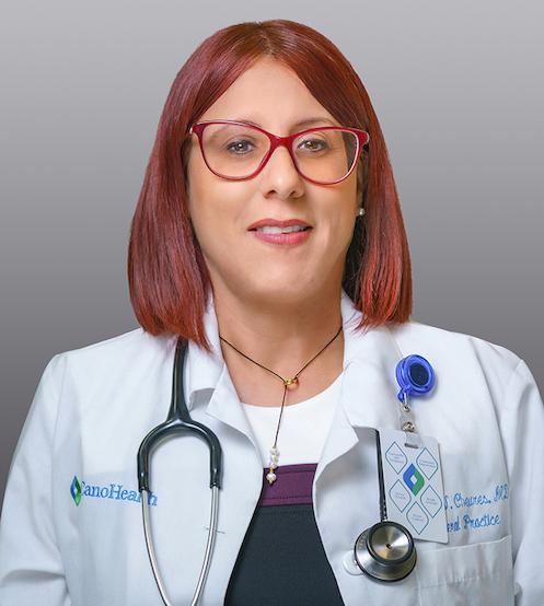 Myriam VivianaChevres, MD
