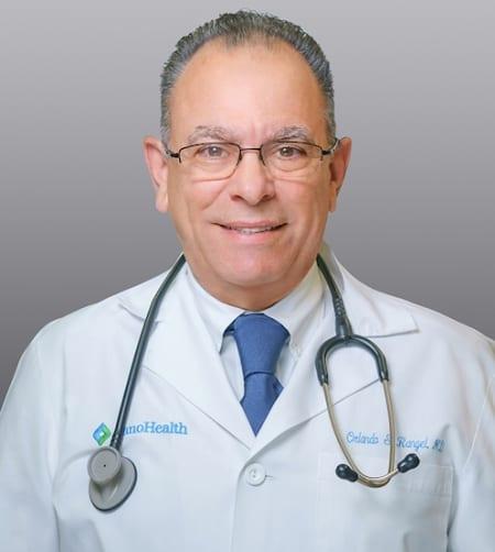 Orlando Rangel, MD