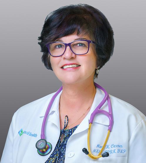 Maria H Caceres, ARNP