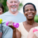 types of fitness exercises for seniors
