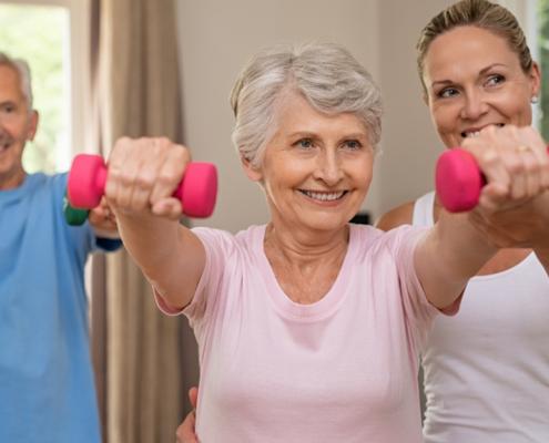 best wellness programs for seniors